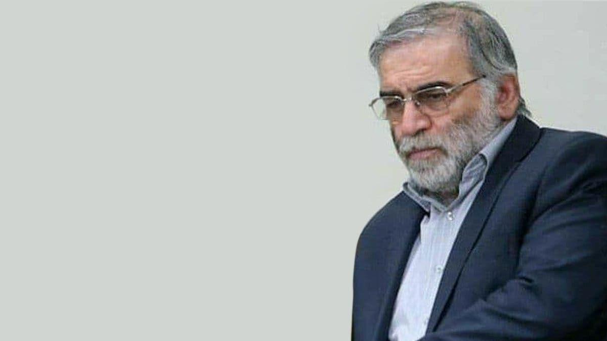 الدكتور محسن فخري زادة مهابادي الذي تم اغتياله اليوم.
