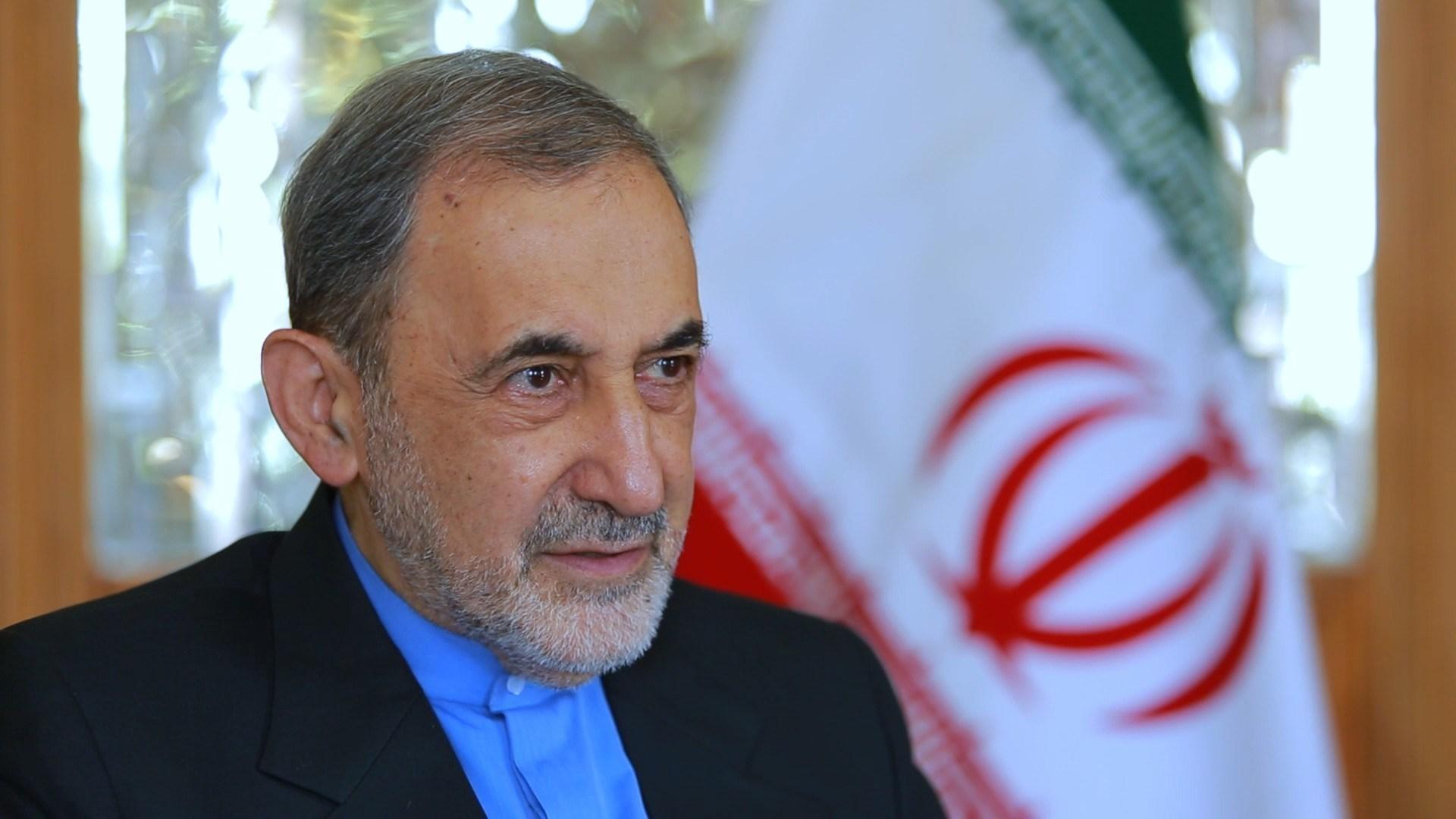 مستشار المرشد الإيراني للشؤون الدولية علي أكبر ولايتي.