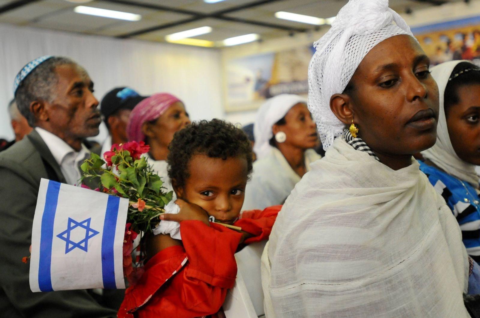 وفد إسرائيلي رسمي الى إثيوبيا لتأمين هجرة