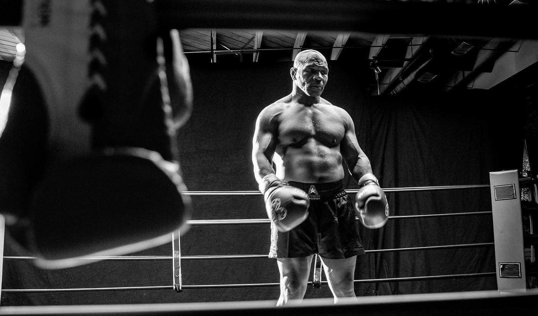 مايك تايسون يعود غداً إلى حلبة الملاكمة