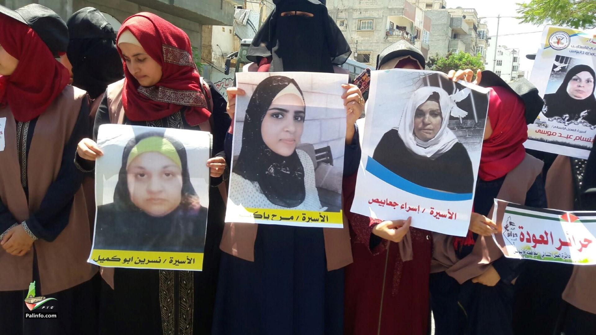 وتيرة اعتقالات الأسيرات الفلسطينيات تتصاعد وبلغ عددهن نحو 32 أسيرة في سجون الاحتلال