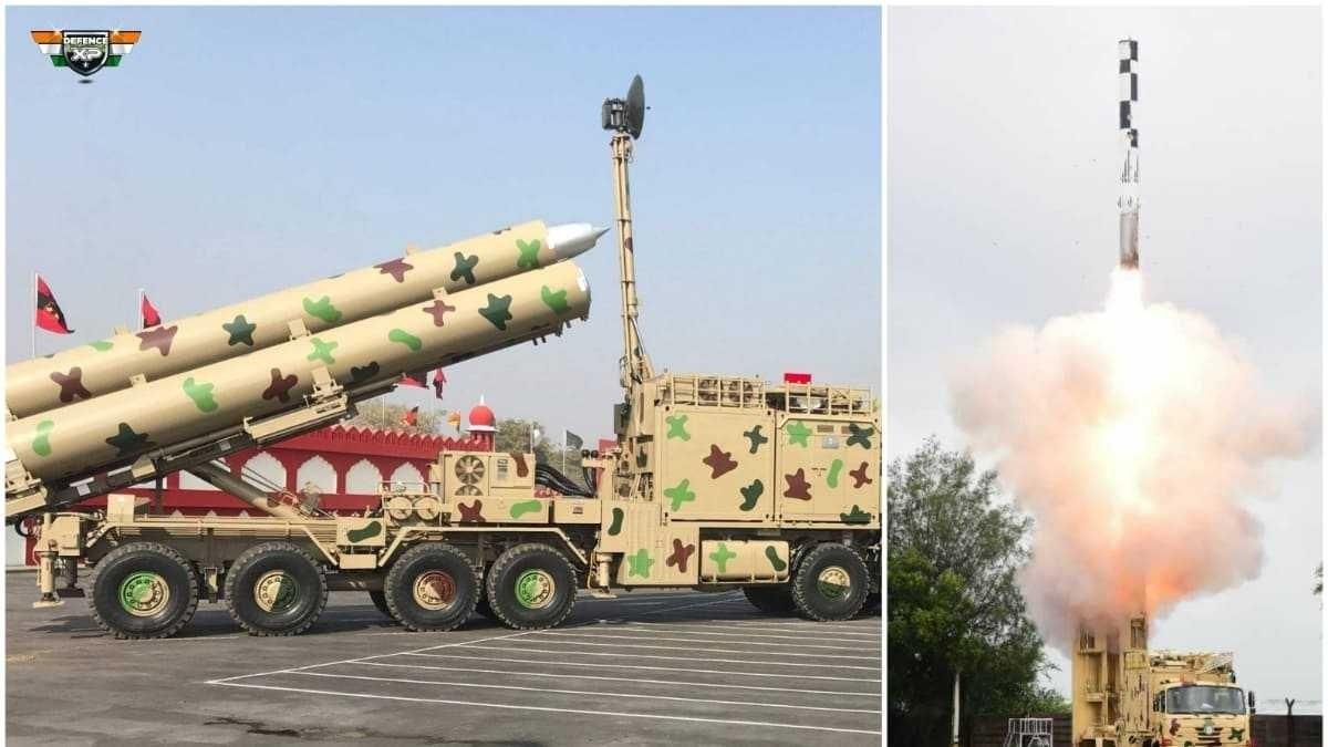 الصاروخ الجوال الفوق صوتي الهندي الشهير