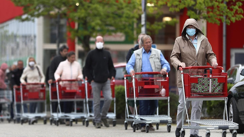 عدد الإصابات بفيروس كورونا في ألمانيا يتجاوز المليون