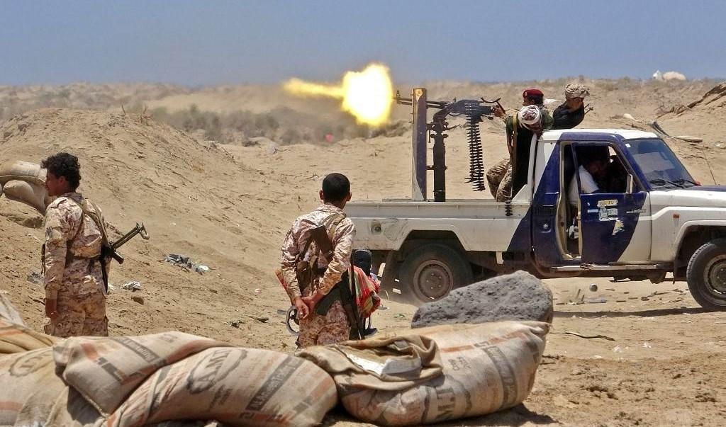 مصدر عسكري يمني لـ