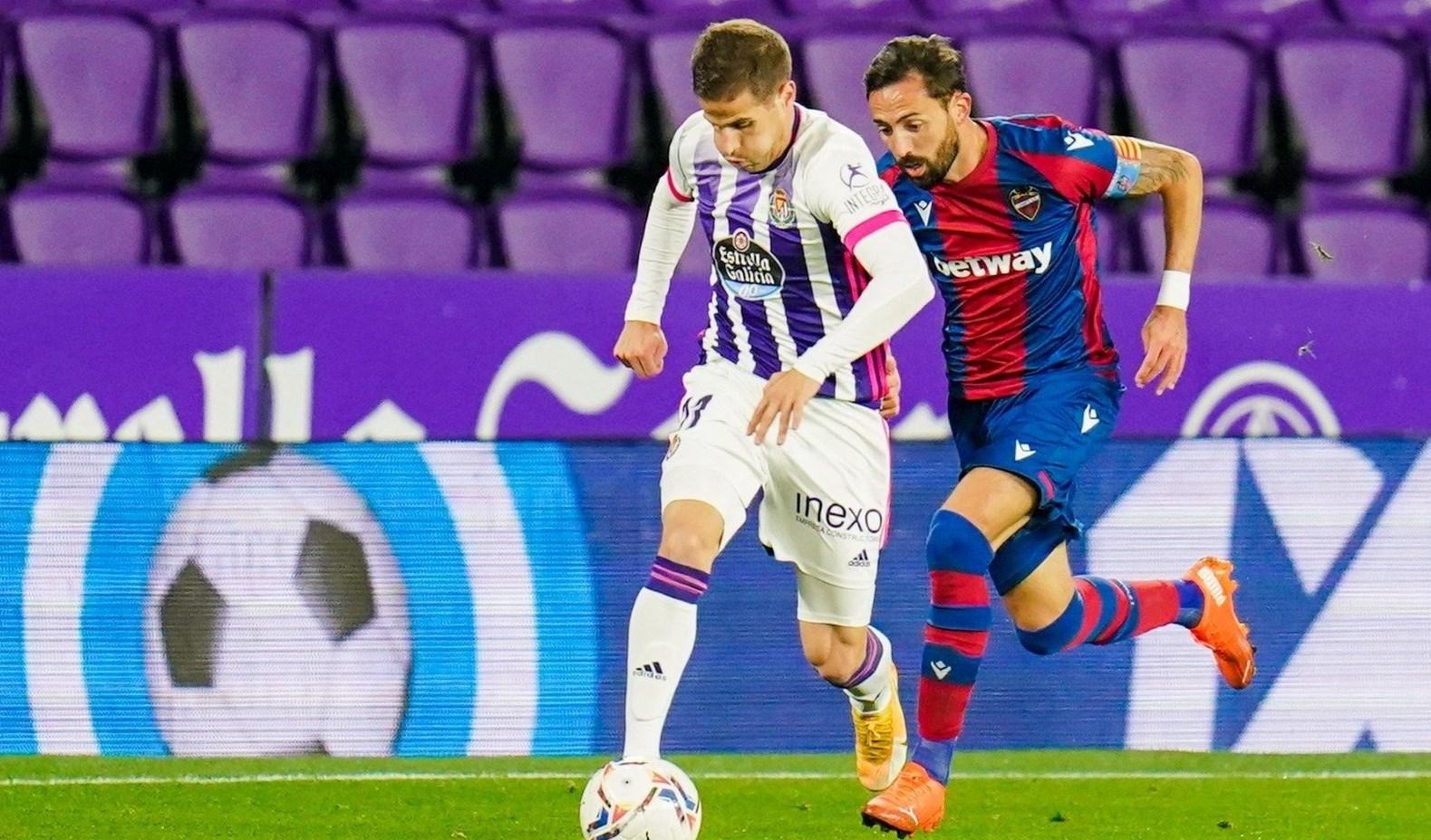 الدوري الإسباني: تعادل إيجابي بين بلد الوليد وليفانتي
