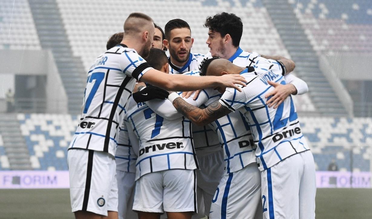 الدوري الإيطالي: إنتر ينتصر على ساسولو
