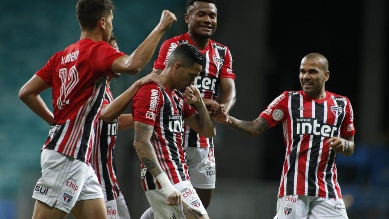 فاز ساو باولو على باهيا 3-1
