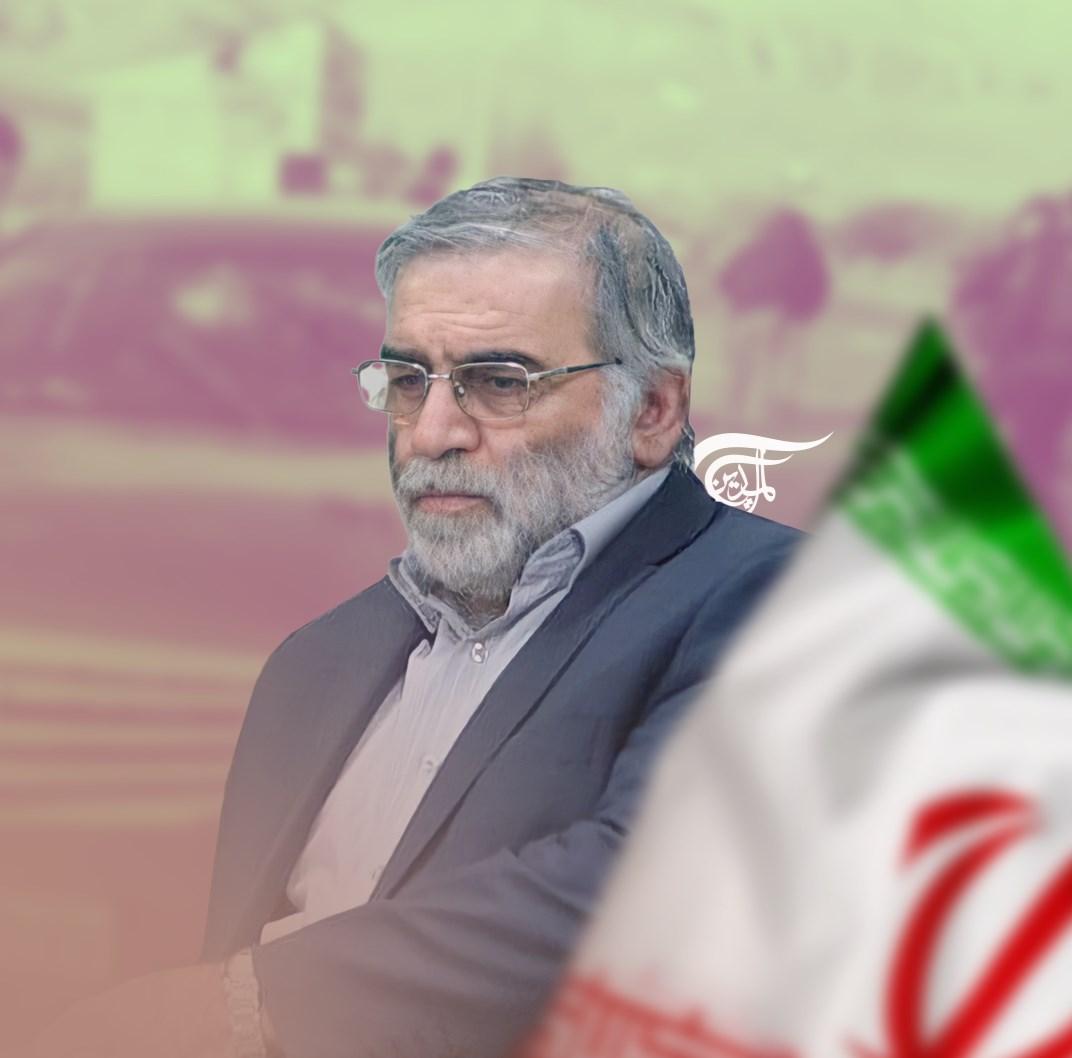 اعترضت سيارة محملة بالمتفجرات موكب العالم الإيراني محسن فخري زادة وانفجرت أمامه