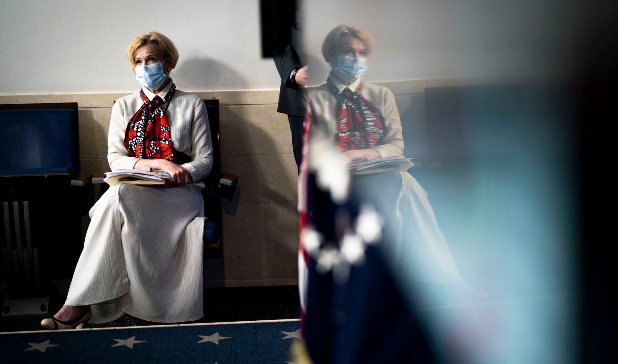 مستشارة ترامب لوباء كورونا، الدكتورة ديبورا بيركس.