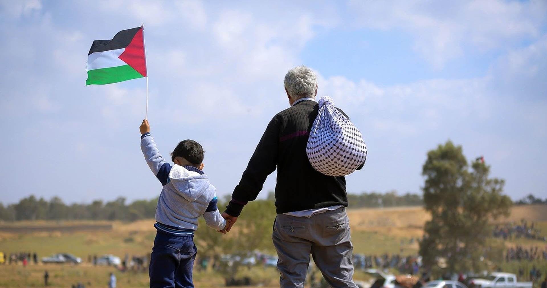 الشّعب الفلسطينيّ هو الأحقّ باسترداد دوره الطبيعيّ في تحديد خياراته