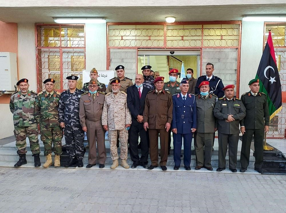 اللجنة العسكرية الليبية تنهي اجتماعاتها والاتفاق على وقف لإطلاق النار دائم