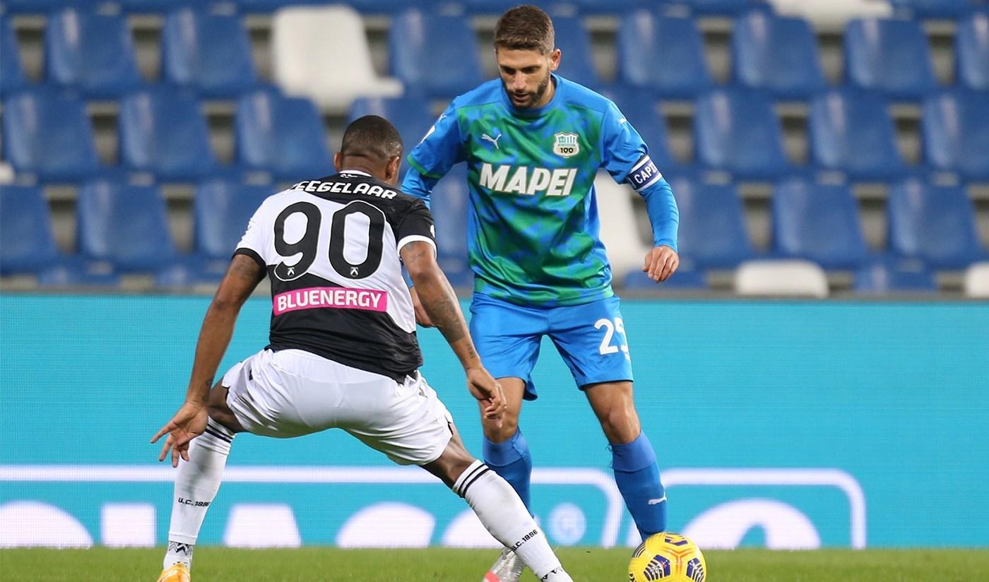 الدوري الإيطالي: ساسولو يهدر فرصة الصدارة