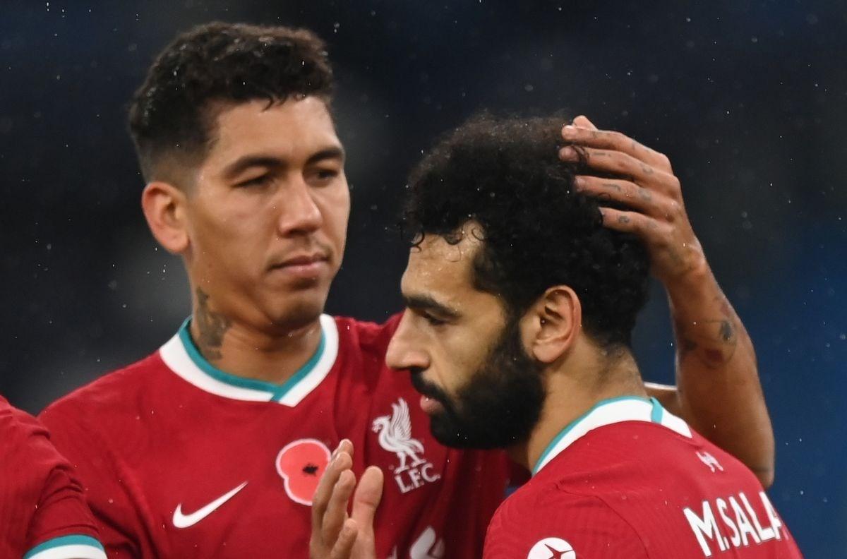 سجّل محمد صلاح هدف ليفربول