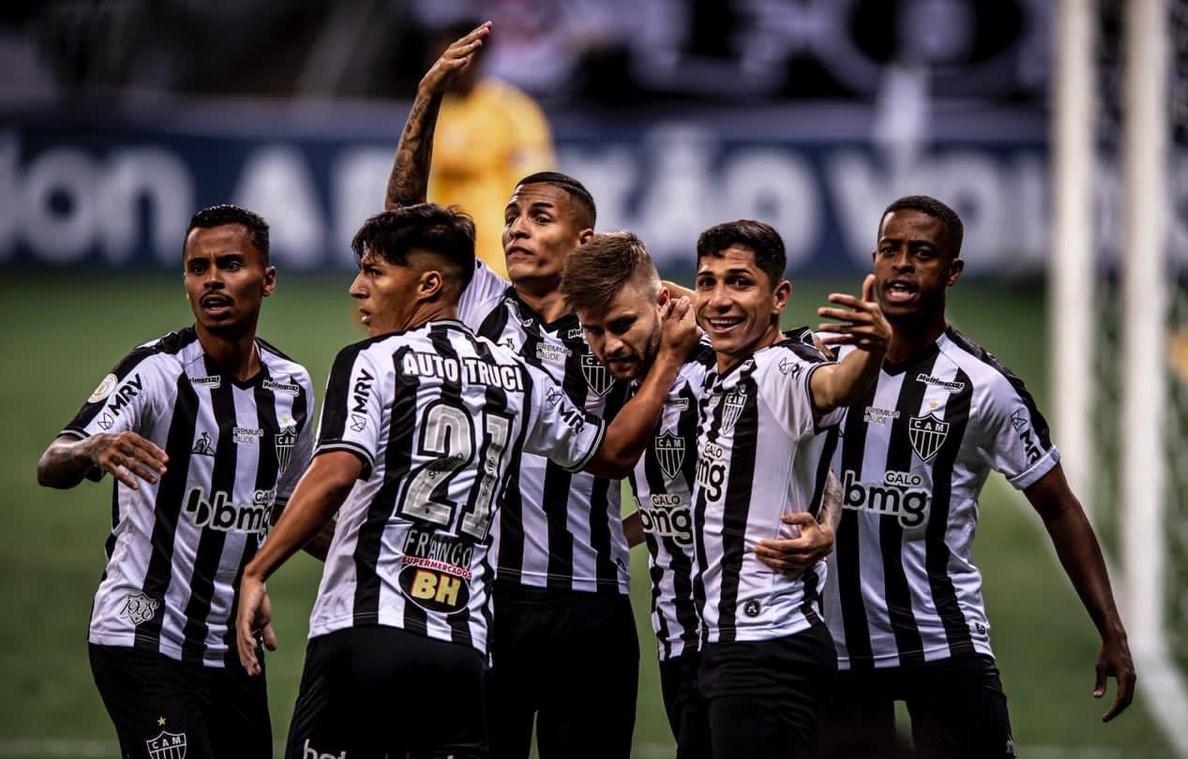 فاز أتلتيكو مينيرو على فلامنغو 4-0