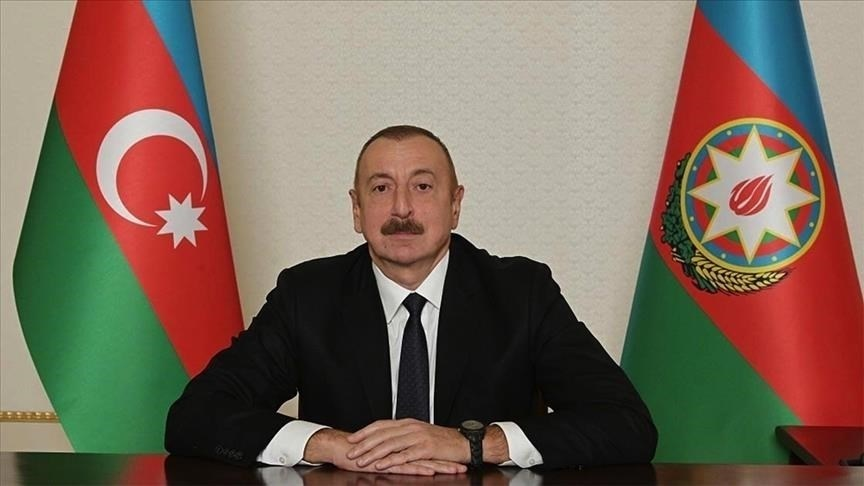 علييف يدعو دول الجوار لتحويل التعاون الأمني إلى تعاون اقتصادي