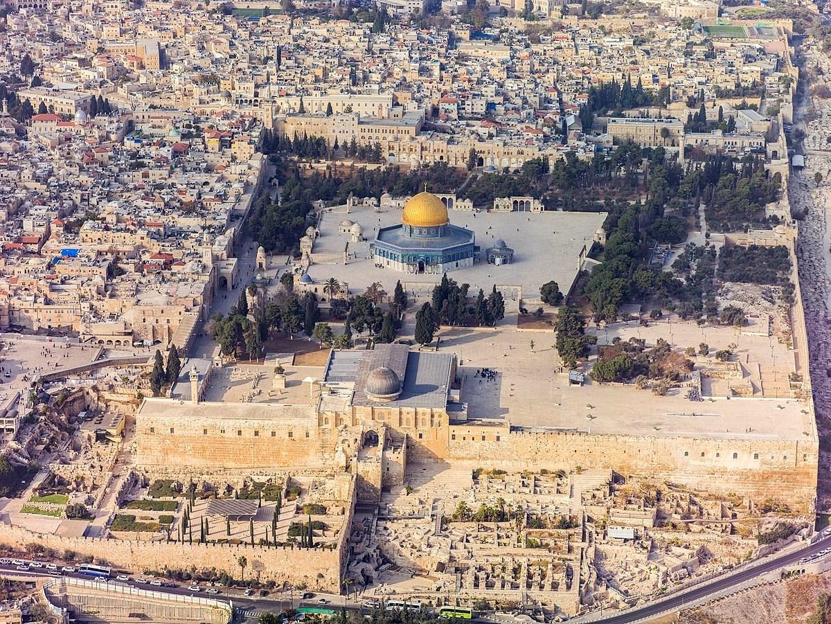 كم يبعد المسجد الأقصى عن بيتك؟