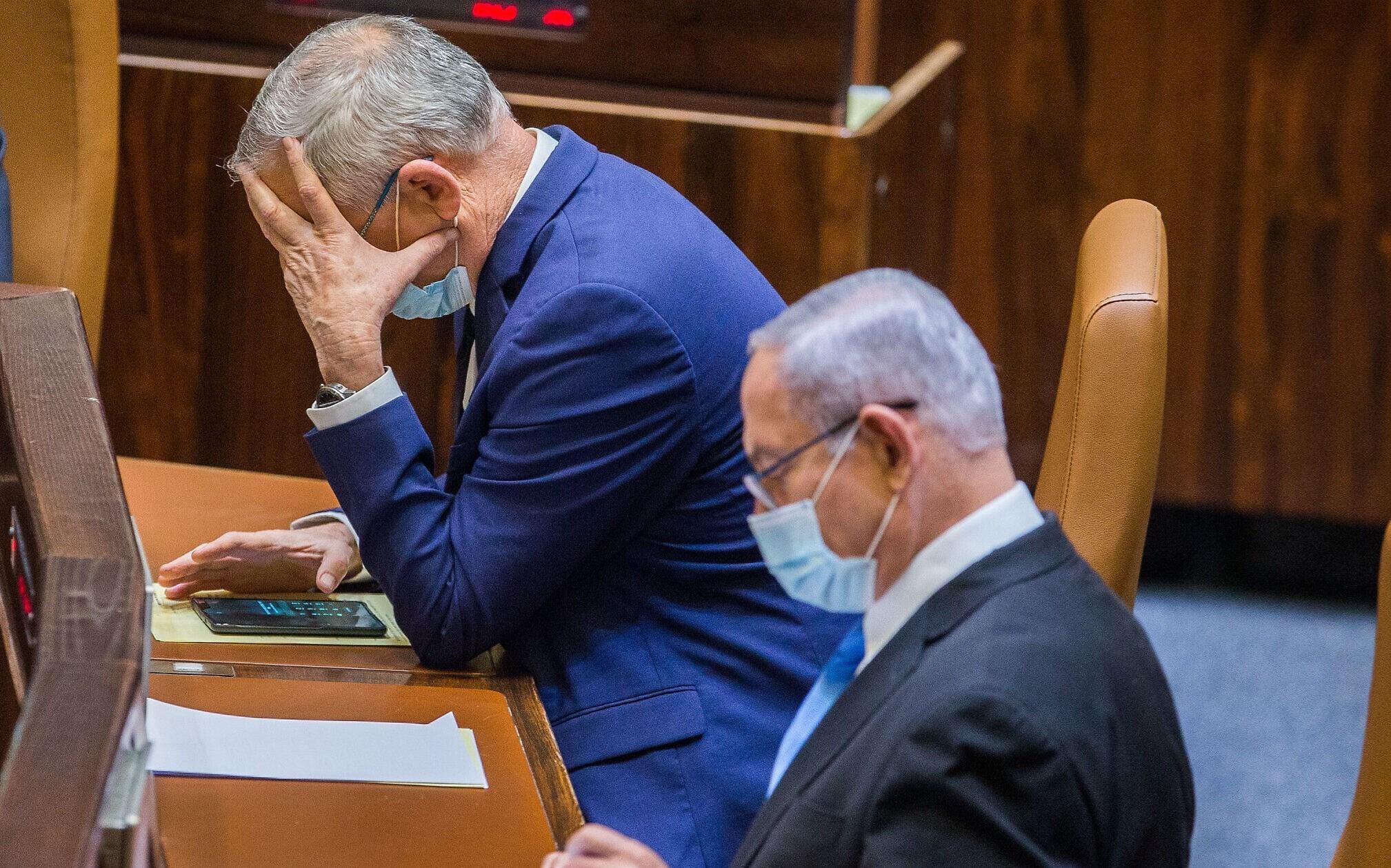 نتنياهو سبق أن أعلن اليوم أن الليكود سيصوت ضد حل الكنيست