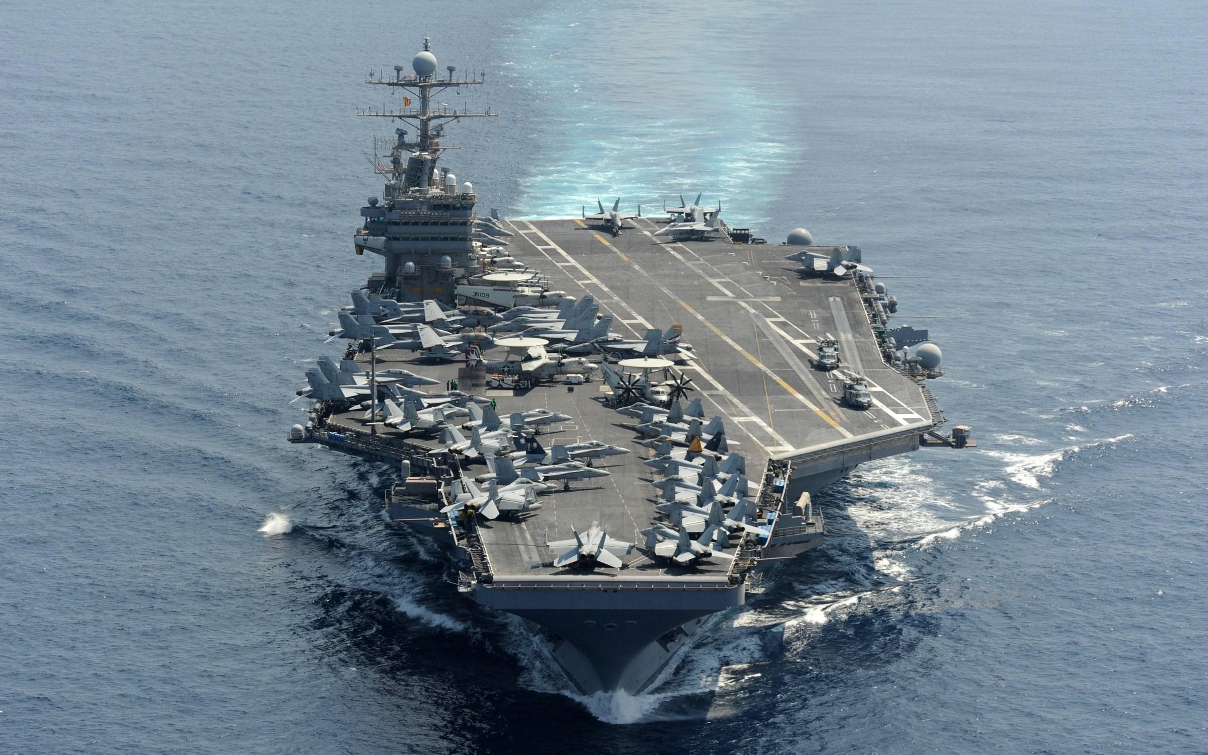 كيف كانت البحرية الأميركيَّة تنتشر عشيَّة اغتيال فخري زادة؟