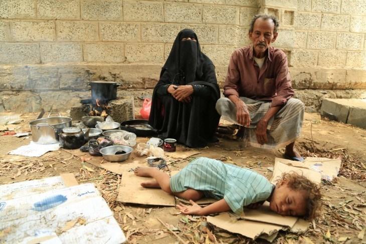 الأمم المتحدة: ما يقرب من 80% من إجمالي السكان بحاجة إلى المساعدات الإنسانية