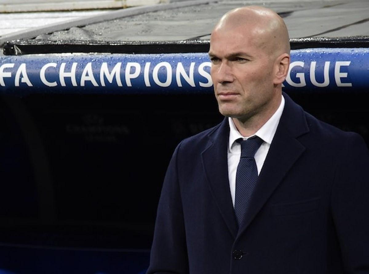 زيدان أكثر من مجرّد مدرب في ريال مدريد
