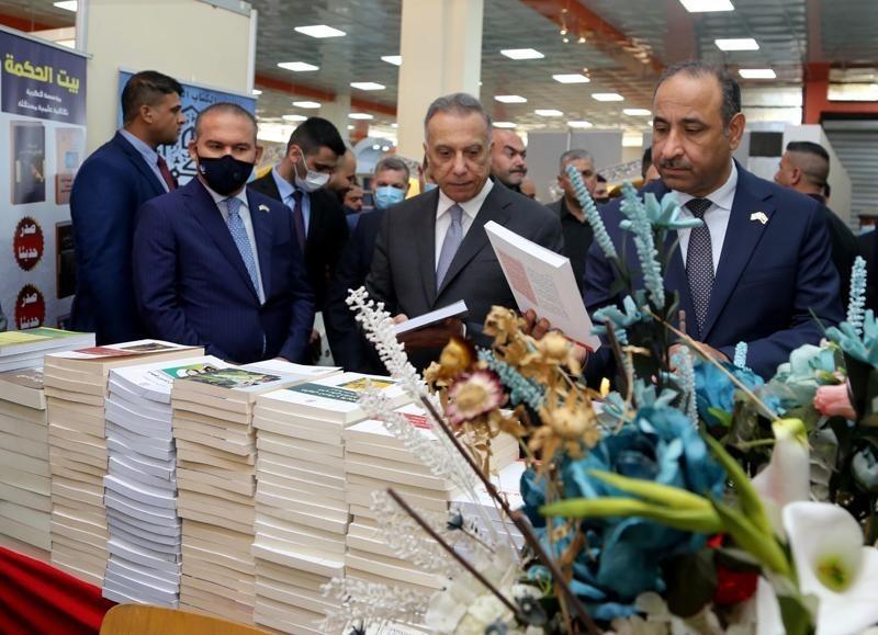 إنطلاق معرض العراق الدولي للكتاب
