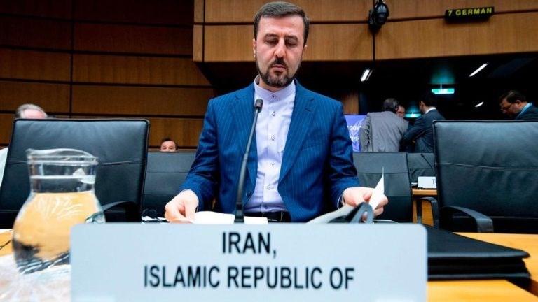 غريب آبادي لغروسي: تقييم وتحليل حول الأنشطة النووية الإيرانية يعد خروجاً عن إطار مهمة الوكالة