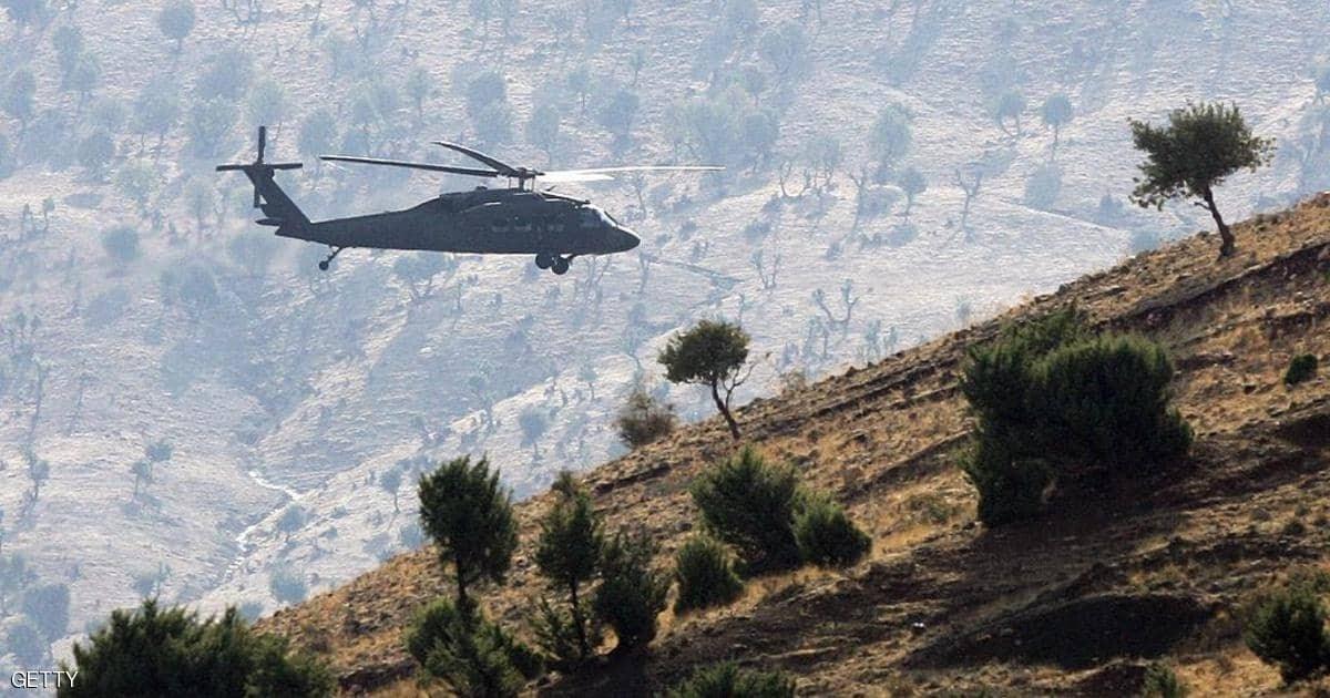 مراسل الميادين: غارات جوية تركية على منطقة بروارى بالا بالعراق