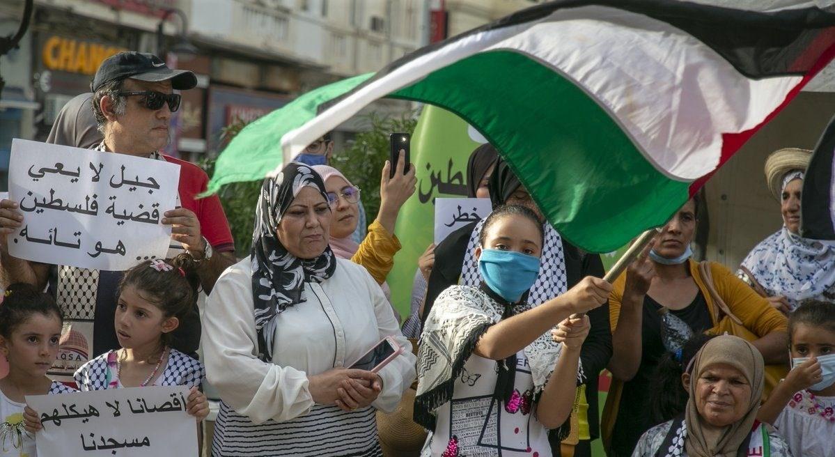 منظمات إندونيسية غير حكومية أعلنت رفضها لاتفاقات التطبيع مع الاحتلال الإسرائلي