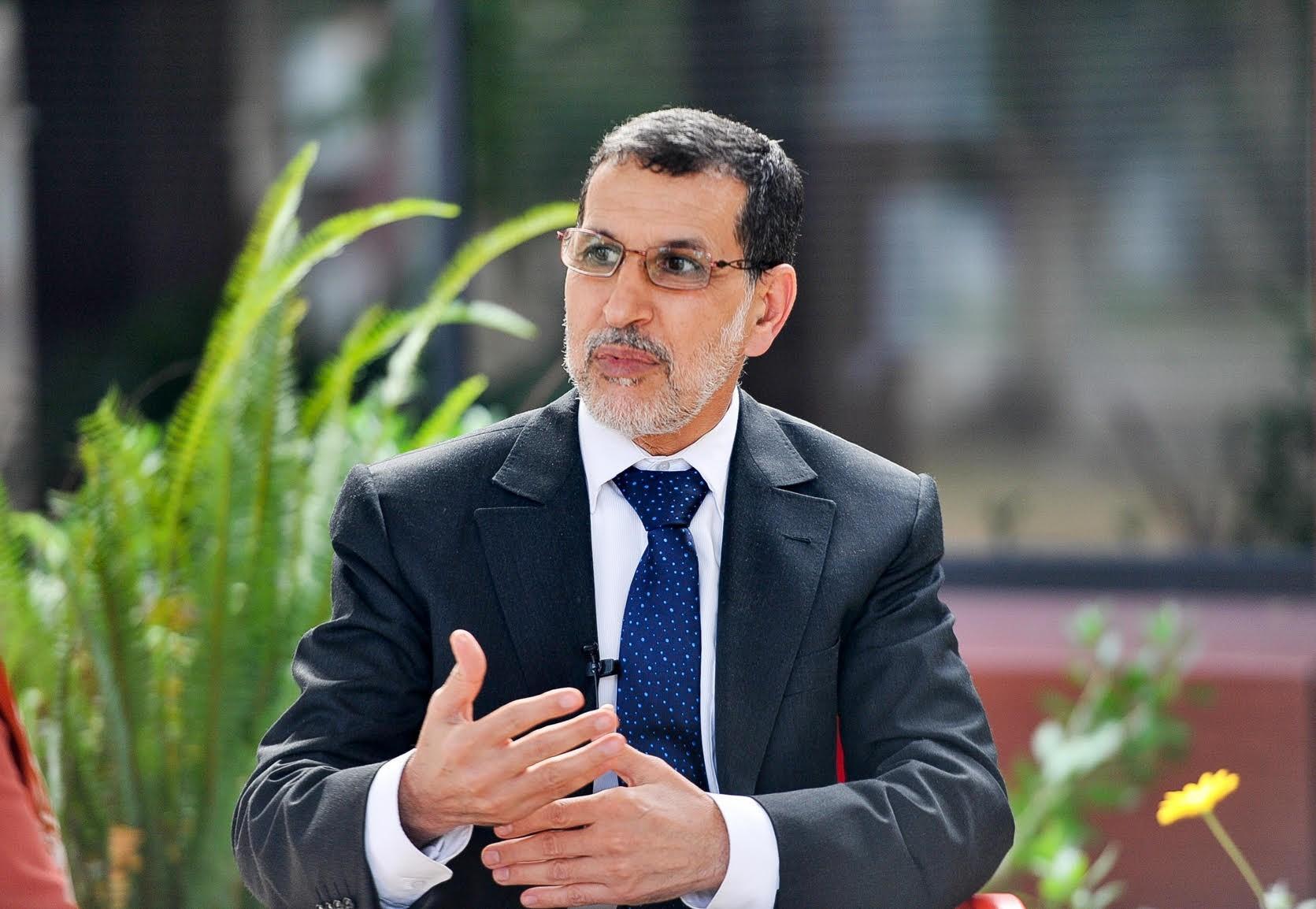 العثماني: أؤكد أن الموقف المغربي عموماً يبقى باستمرار داعماً للقضية الفلسطينية