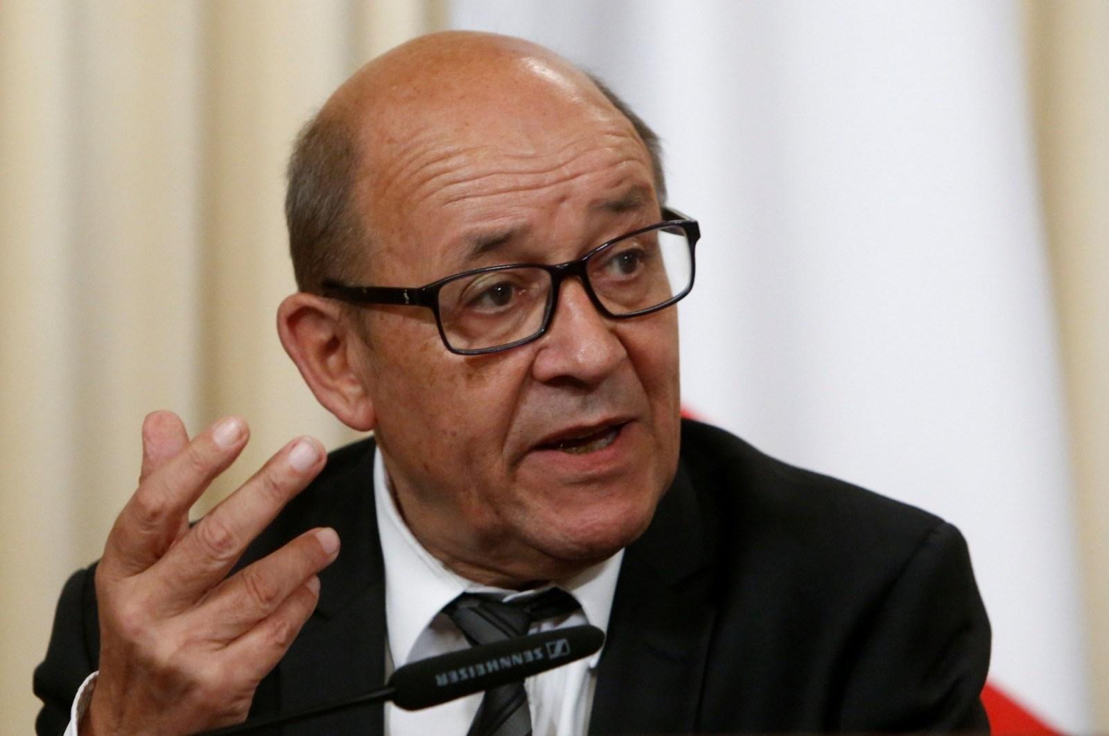 وزير الخارجية الفرنسي: لبنان يغرق دون موسيقى