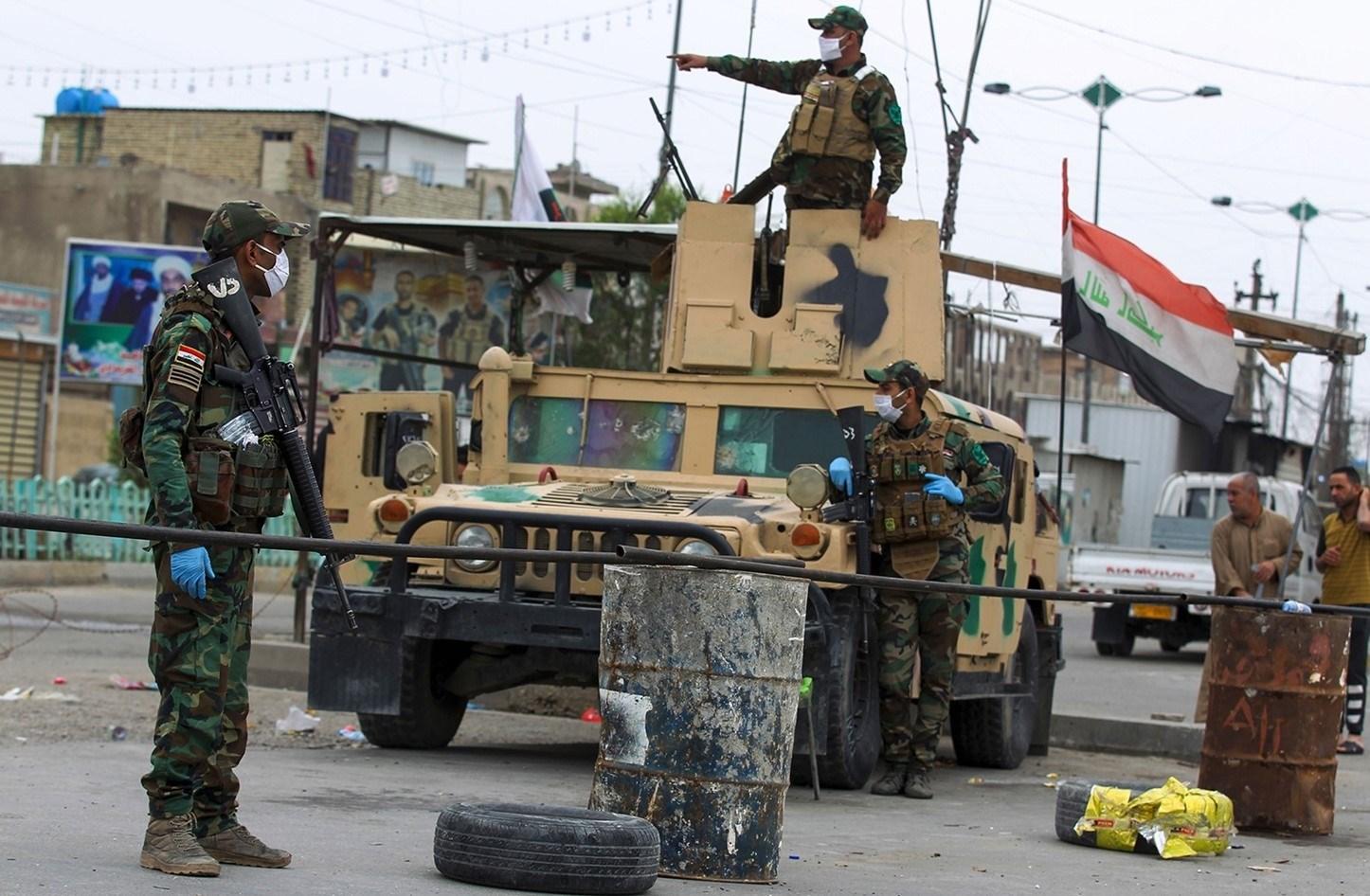 الجيش العراقي يقتل 42 مسلحاً من تنظيم