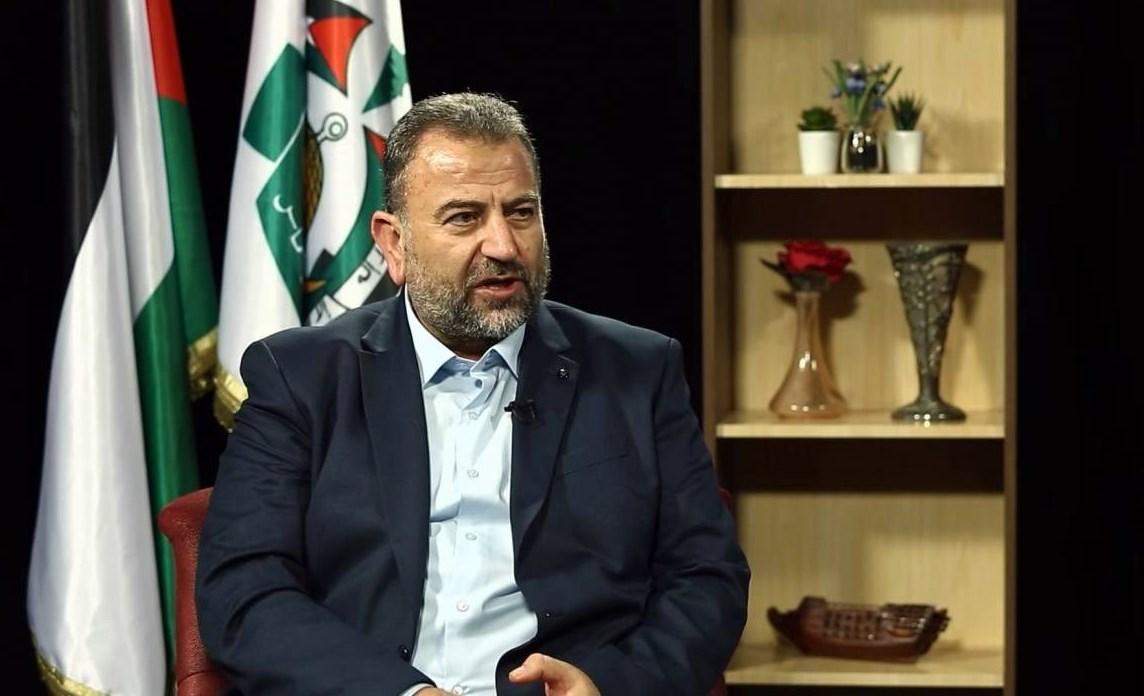 العاروري: حماس تحافظ على مبدأ عدم التدخل في أي صراعات بين مكونات الأمة