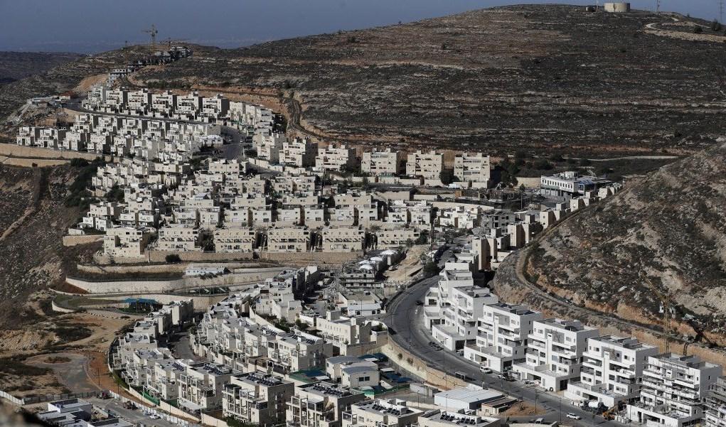 المستوطنات تحتل أكثر من 60 في المئة من مساحة الضفة الغربية.