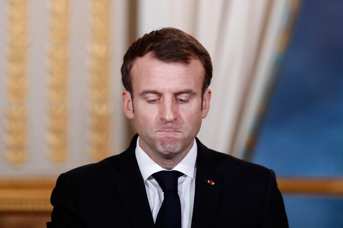 التهور العقائدي والانفصام الفكري جعل فرنسا دولة متذبذبة