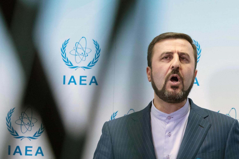 غريب آبادي: إيران تدعم الأهداف الواردة في المعاهدة حول نزع السلاح النووي