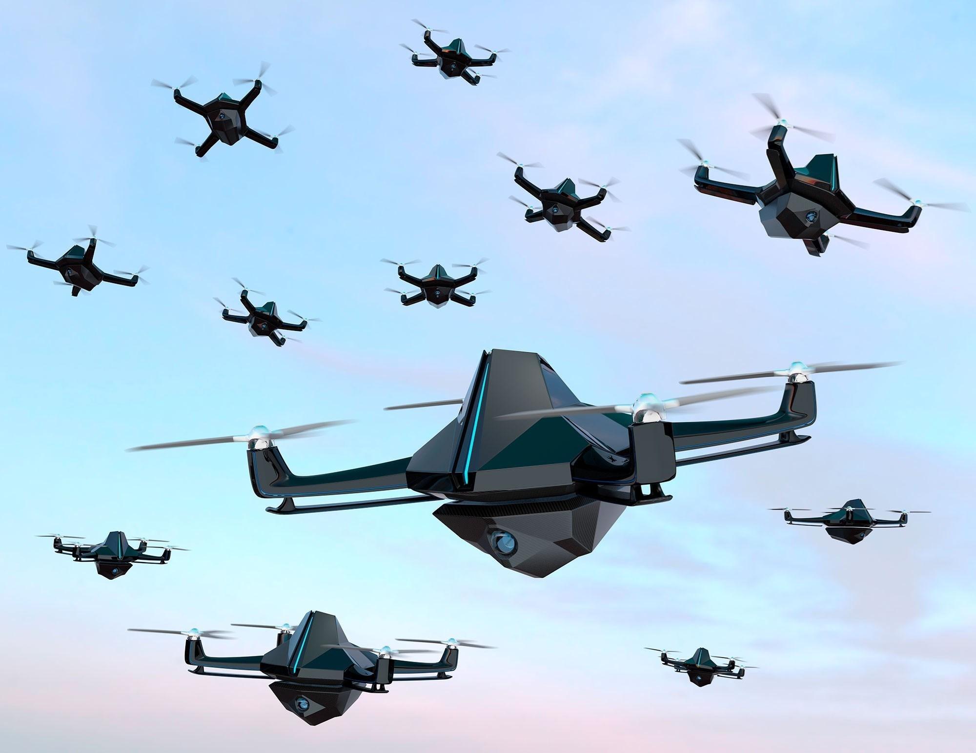 مبدأ السيطرة الجوية ما زال عنصراً رئيسياً في ضمان النصر في أية معركة