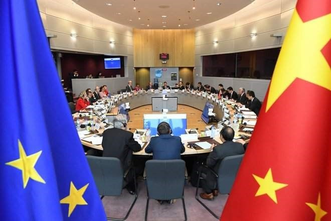 إتفاق صيني-أوروبي يضمن حرّية المنافسة بين الطرفين