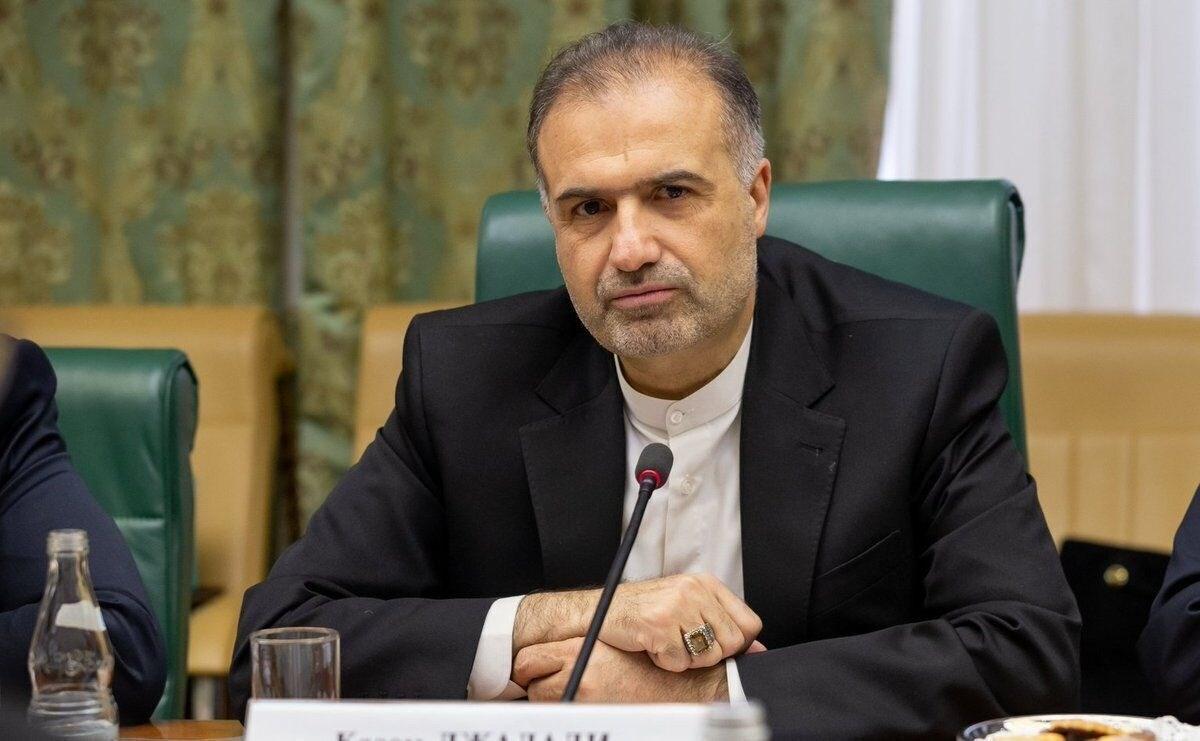 السفير الإيراني في موسكو: علاقتنا بروسيا مهمة جداً.. وتجارتنا أقل اعتماداً على الدولار