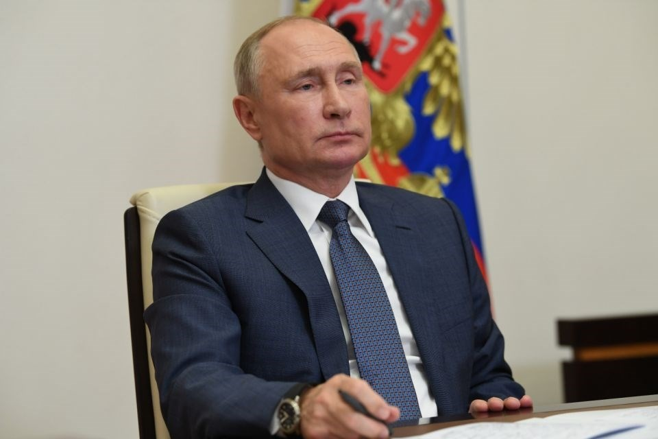 بوتين يوجّه بإطلاق حملة تلقيح ضد فيروس كورونا
