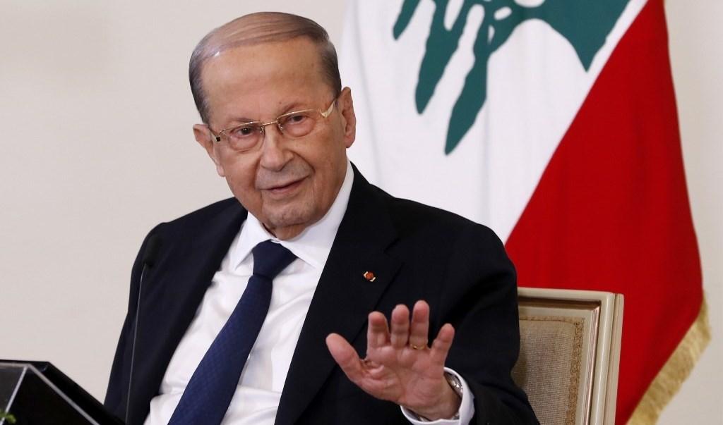 الرئيس اللبناني ميشال عون (أ ف ب - أرشيف)
