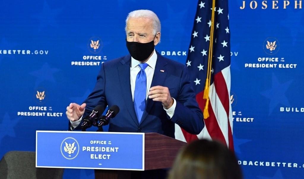 الرئيس الأميركي المنتخب جو بايدن أ ف ب - أرشيف)