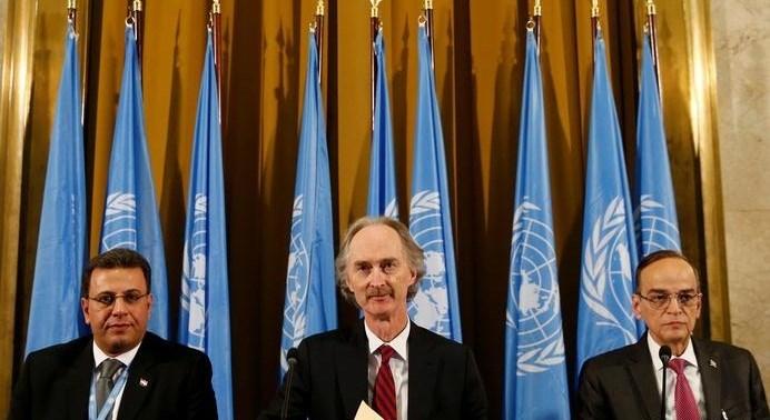 ملف اللاجئين السوريين والعقوبات الغربية على سوريا يسيطر على محادثات اللجنة الدستورية السورية (أرشيف)