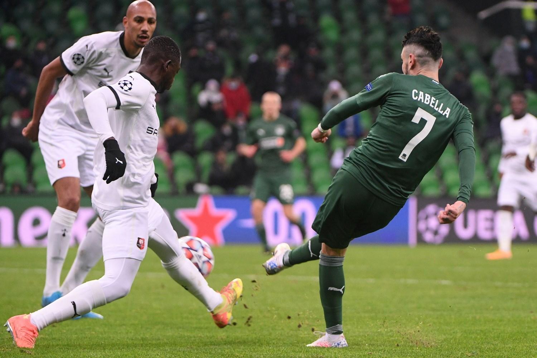 كراسنودار يتأهل إلى الدوري الأوروبي