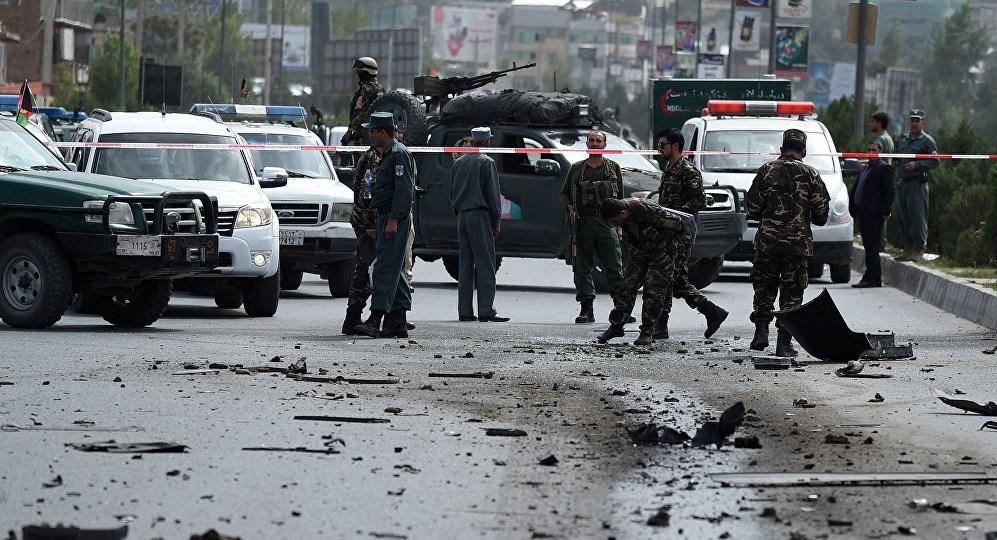 أفغانستان: مقتل 9 وجرح 6 بأنفجار في كابول والنائب المستهدف ينجو