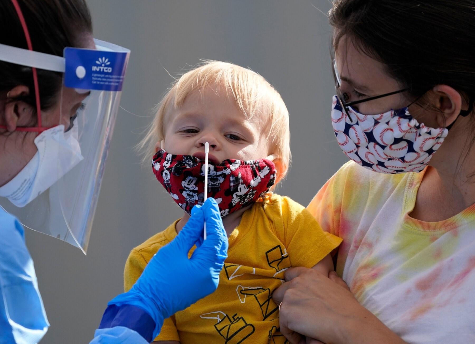 سلالة كورونا الجديدة قد تصيب الأطفال ولا يوجد دليل قاطع على أنها أكثر عدوى