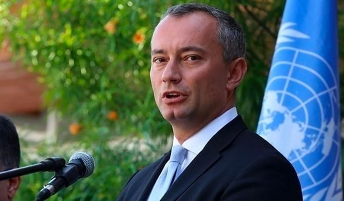 الدبلوماسي البلغاري نيكولاي ملادينوف