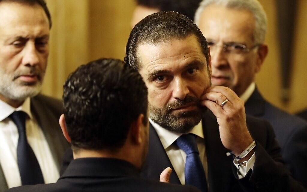 كان الحريري يتباهى بأنّه سيعود إلى الحكم جنباً إلى جنب رياض سلامة