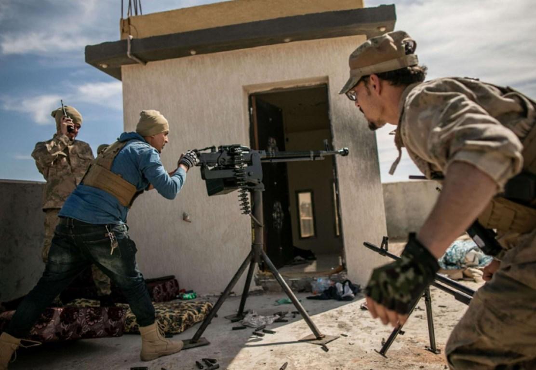 تتداخل في الصراع الليبي قوى إقليمية ودولية بأجنداتٍ مختلفة