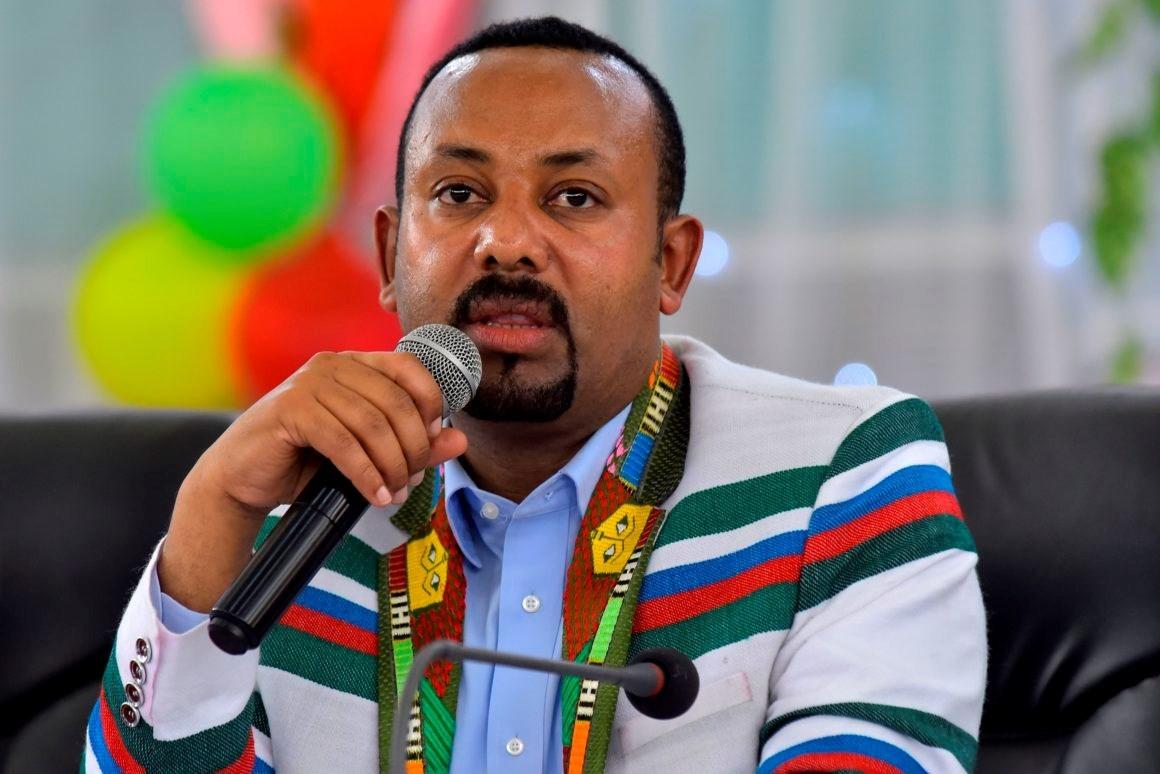 رئيس الوزراء الإثيوبي آبي أحمد (صورة أرشيفية).