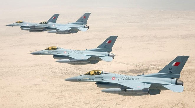 قطر اعتبرت خرق المقاتلات الحربية لأجوائها انتهاكاً لسيادتها وسلامتها الإقليمية وأمنها
